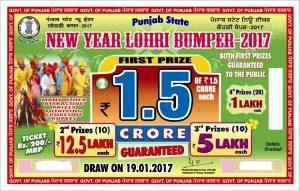 Bumper Lottery
